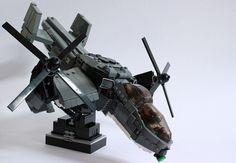 LEGO Dragonfire Gunship