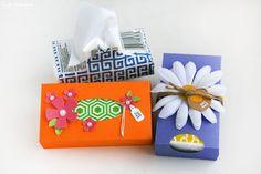 Pocket Tissue Craft Boxes 2- Crafts Unleashed