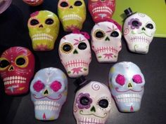 Day of Dead Masks $22.50