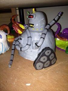 Ceramics Roll-A-Beast Animal Sculptures @ www.createartwithme.com