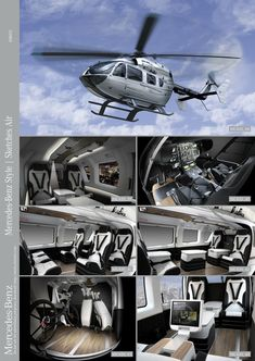 She Purdy, the Eurocopter EC145 Mercedes-Benz