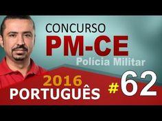 Concurso PM CE 2016 PORTUGUÊS - Polícia Militar do Ceará # 62