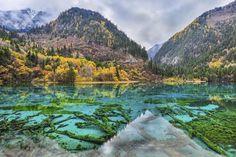 De 100 mooiste nationale parken ter wereld
