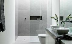 badezimmergestaltung ideen kleines bad minimalistisch einrichten