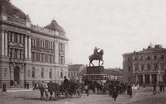 Beograd - 1920-tih - Pozorišni trg