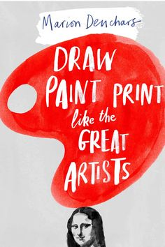This gallery celebrates the world's biggest drawing festival – The Big Draw – which runs until 3 November 2014. Illustrator and author Marion Deuchars invites you to take inspiration from the great artists from Andy Warhol to Frida Kahlo in your art