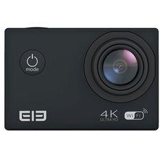 High Quality Elephone ELE CAM Explorer 4K Sports DV 16MP Waterproof IP68 Action…