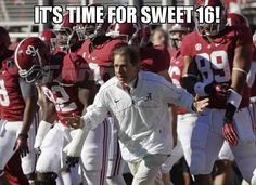 Alabama football RTR!