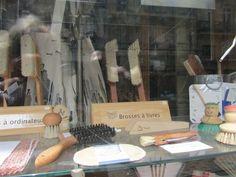 """Shop of brush factories """" Au Sanglier de Russie """""""