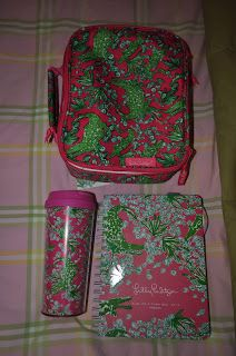 Lilly Pulitzer for Lifeguard Press.