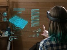 equipment Hololens mixed reality display solution by solair Virtual Reality Systems, Augmented Reality Technology, Technology World, Futuristic Technology, Energy Technology, Technology Gadgets, Medical Technology, Interface Design, User Interface