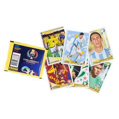 Panini Copa America 2016 Sticker Pack