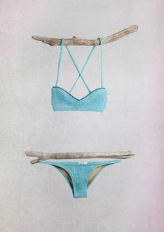 Made By Dawn bikini