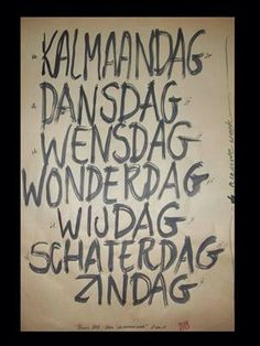 Dutch Week <3