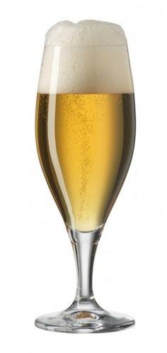 "Specialty Housewares - Clara 8"" Beer Glasses - Set of 6, $34.99 (http://www.specialtyhousewares.com/clara-8-beer-glasses-set-of-6/)"