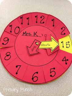 Elapsed Time - Primary Punch
