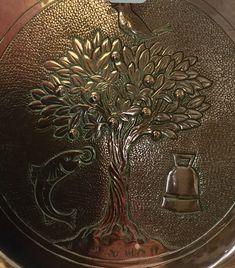 Keswick school ksia st kentigern crest plaque Metal Working, Personalized Items, School, Metalworking, Schools