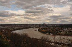 Ohio River & Cincinnati