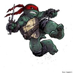 Raphael by Ross Campbell