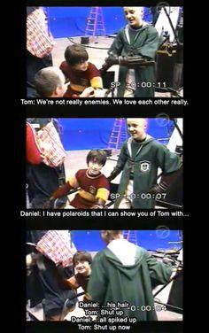 just dan and tom