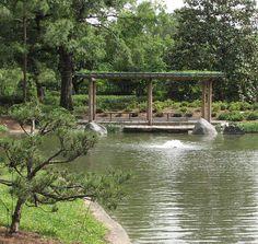 Japanese Gardens, Houston