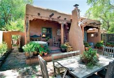 santa fe style | Meet Rebecca Alexander of Casas de Santa Fe in Santa Fe, New Mexico ...