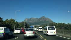 From the CT Airport to Cape Town