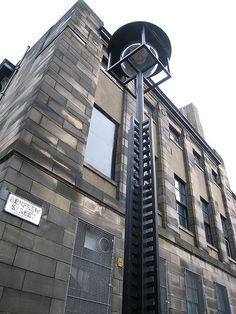 Chapter 19: Glasgow School of Art in Glasgow, Scotland. Architect, Charles Rennie Mackintosh. Art Nouveau style