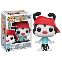 Animaniacs Wakko Pop! Vinyl Figure - Funko - Animaniacs - Pop! Vinyl Figures at Entertainment Earth