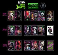3 Jokers, Three Jokers, Joker Comic, Comic Art, Joker Batman, Joker Facts, Lion King Pictures, Joker Images, Stoner Art