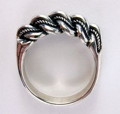 """""""Namejs"""" ring. (Traditionally worn by men, nowadays worn by both men and women.) Latvian jewelry rocks!!!"""