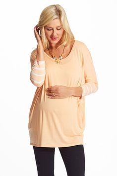 Maternity Short Sleeves By PinkBlush Maternity