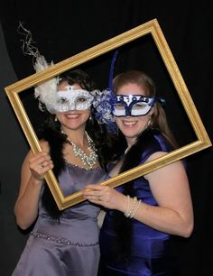 Would be fun props to have for a photo booth