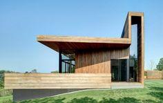 Mothersill di Bates+Masi Architects: gioco di trasparenze