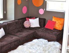 Zipzip Floor Cushions zipzip modular cushions | floor cushions | home furnishings