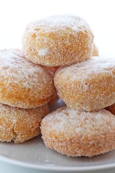 Homemade Chinese Doughnuts from handletheheat.com
