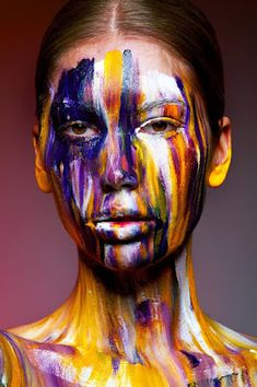 Maquillage & Body Painting par Viktoria Stutz Photo