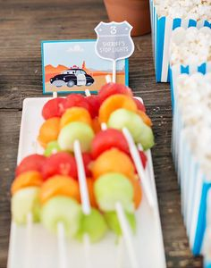 Cars Birthday Party {Welcome to Radiator Springs} // Hostess with the Mostess®