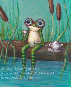 Froggy\'s Tea