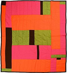 Awesome Gee's Bend quilt