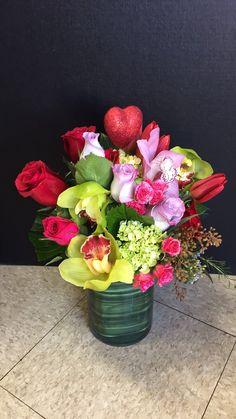 Floral Wreath, Wreaths, Birthday, Plants, Home Decor, Hearts, Floral Crown, Birthdays, Decoration Home