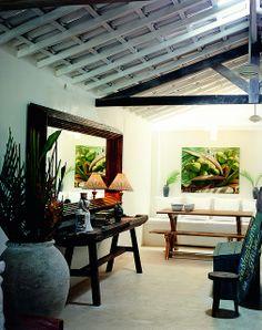 Uxua Casa Hotel, Trancoso, Brazil http://uxua.com/