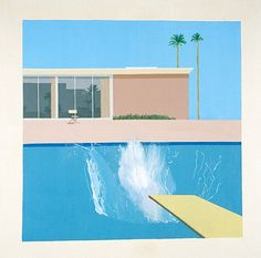Amazing art. If I lived in Miami I would have a huge painting like this in my living room.