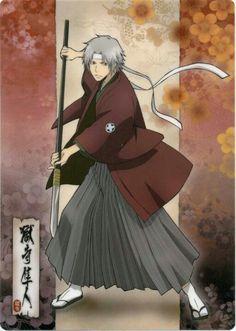 KH Reborn ~~ Samurai Spirit :: Gokudera (If anyone has Ryohei's, please send it to me)
