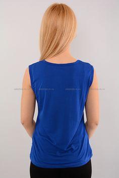 Майка Г4285 Размеры: 40-50 Цена: 210 руб.  http://odezhda-m.ru/products/majka-g4285  #одежда #женщинам #майки #одеждамаркет