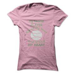My Favorite Player Signed My Shirt T Shirts, Hoodies, Sweatshirts - #men dress shirts #transesophageal echo. MORE INFO => https://www.sunfrog.com/Sports/My-Favorite-Player-Signed-My-Shirt-29495519-Guys.html?id=60505