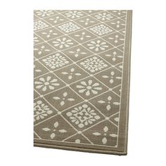 SNEKKERSTEN Rug, low pile IKEA Durable, stain resistant and easy to care for since the rug is made of synthetic fibers. ikea office