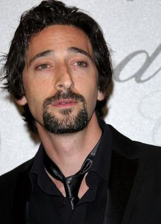 mmmm there's just something about Adrian Brody
