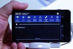 Galaxy Camera: Toma de contacto