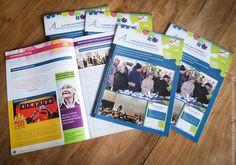 Ledenblad Alzheimer Liga Vlaanderen (3-maandelijks) // design als drukwerk, sealing, levering op persoonlijke adressen   @www.twindesignbvba.be
